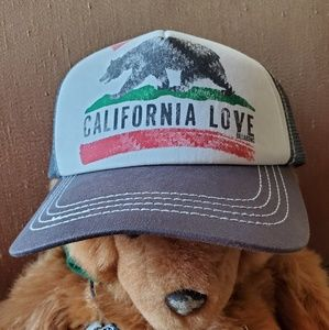 Billabong California Love Snap Back Hat